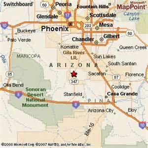 map of maricopa county arizona maricopa arizona