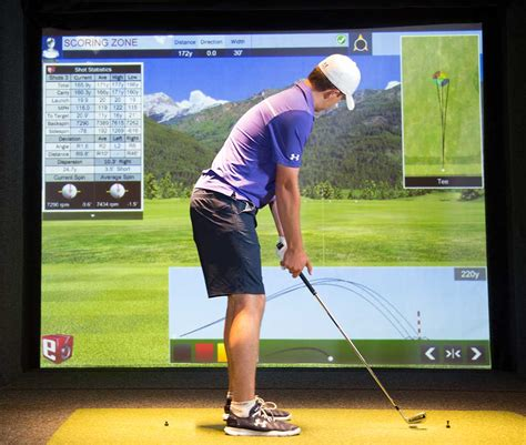 full swing golf simulator reviews what is golf simulator technology full swing golf