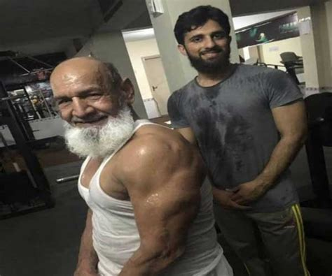 55 year old 55 year old pakistani body builder who inspires millions