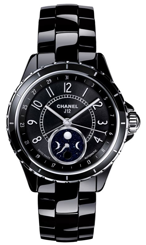 Look For Less Chanel J12 by Chanel Announces J12 Moonphase 38mm Ablogtowatch