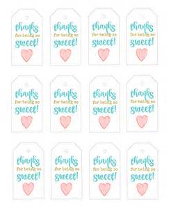 Candy Paint In A Spray Can - quot thanks for being so sweet quot candy jar amp printable gift tags gluesticks