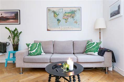 355 square feet minimalistic 355 square foot studio apartment in stockholm