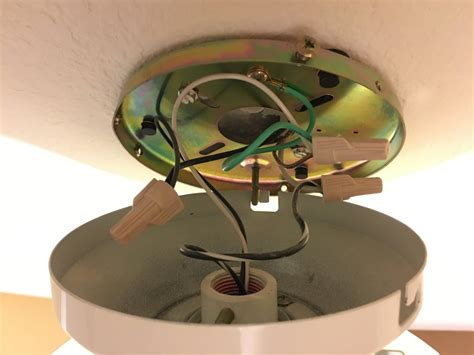 ceiling fan wiring black white green light switch