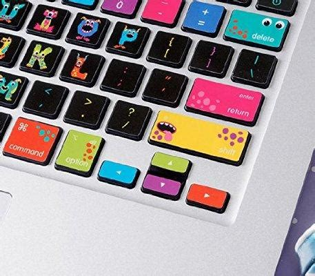 lovedecalhome macbook keyboard decal from amazon | gizmos and