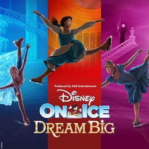 disney on ice presents dream big flydsa arena tickets
