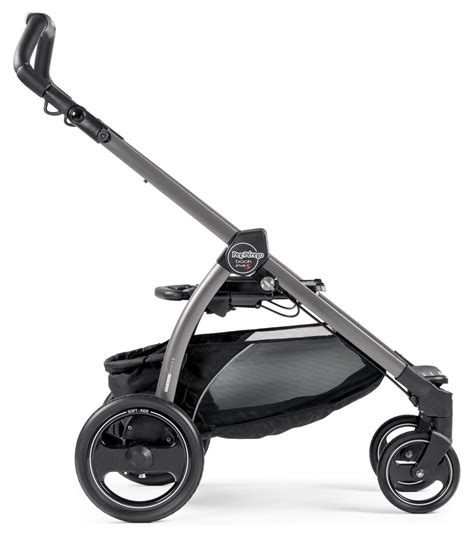 quinny zapp gestell peg perego book s completo 2017 luxe grey jet gestell