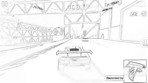 Asphalt 8 Coloring Pages asphalt 8 smashings cars modification