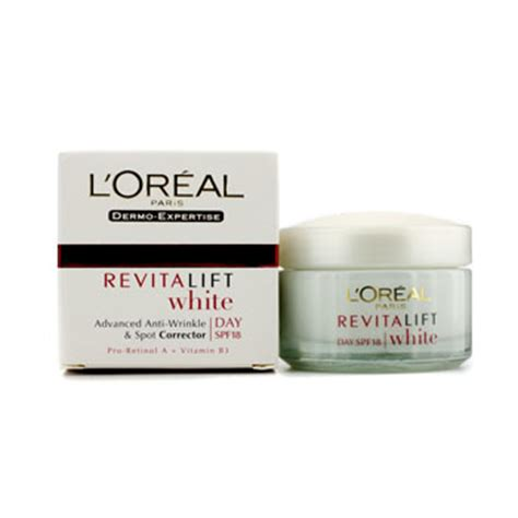 Loreal Extraordinary 50ml Colored Hair Styling Protection dermo expertise revitalift white day spf 18 by