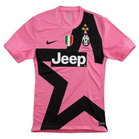 Jersey Bola Juventus 3rd jersey bola juventus away 3rd pink 2012 2013