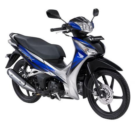 Knalpot Racing Honda Supra X 125 Termignoni Blue High Quality 2012 honda supra 125x helm in launched in indonesia