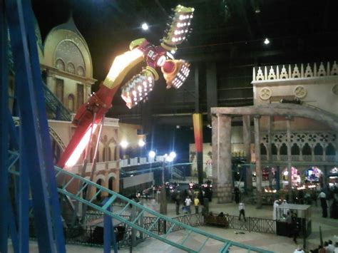 theme park qatar photo tr gondolania qatar theme park review