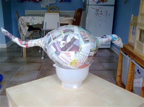 How To Make A Pinata Without Paper Mache - les petits anglais a pinata