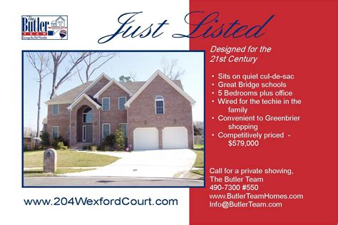 Just Listed Just Sold Postcard Templates Www Real Estate Pinterest Postcard Template Just Sold Postcard Templates