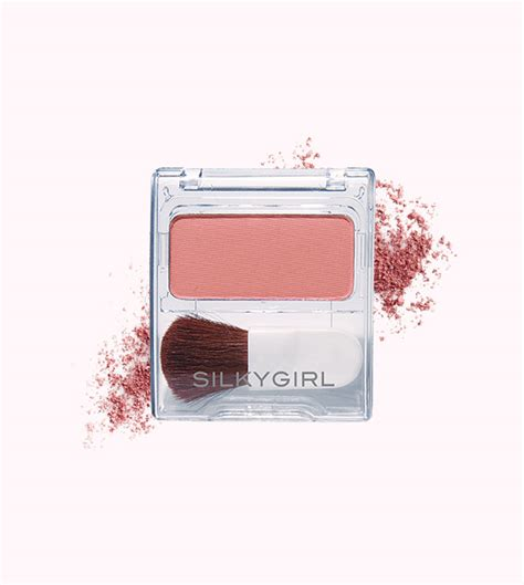 Blusher Silkygirl welcome to the official website of silkygirl blusher