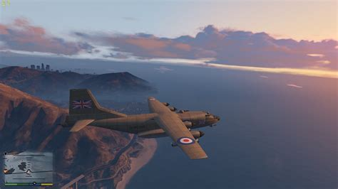 mod gta 5 force royal air force livery for rm 10 bombushka gta5 mods com