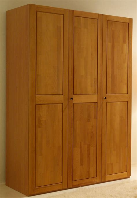 schrank massiv kleiderschrank massiv tom buche massiv ge 246 lt optional