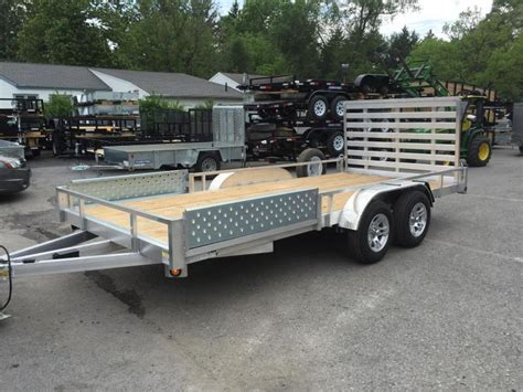 landscape utility trailers over 500 trailers in stock in