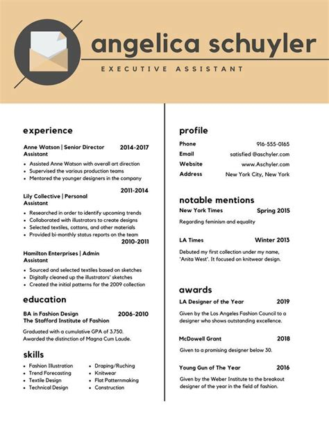Resume Tips For Millennials by 17 Best Ideas About Professional Resume Exles On