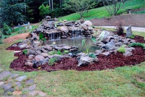 backyard duck pond bing images gardening pinterest