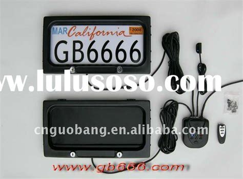 Car Licence Types by License Plate Type License Plate Type Manufacturers In
