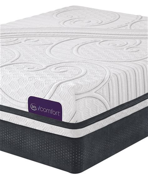 I Comfort Serta by Serta Icomfort Savant Iii 14 Quot Plush Mattress Set King