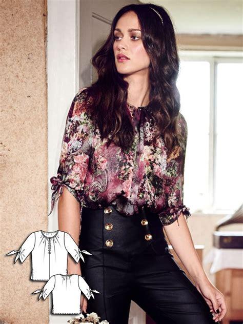 shirt pattern burda 74 best burda short sleeve shirt blouses images on