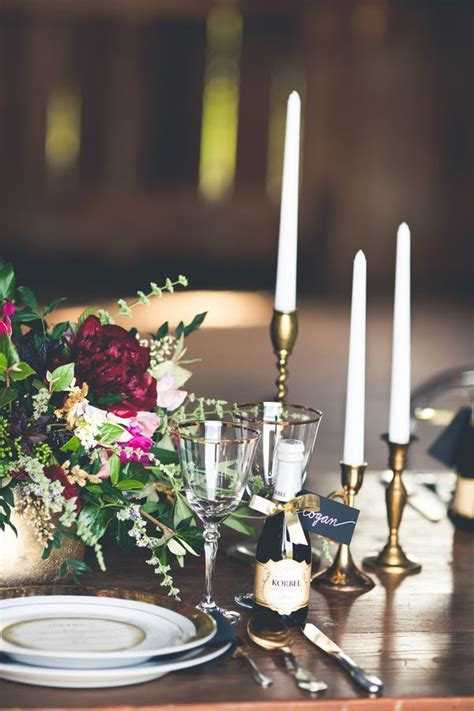 17 Best ideas about Merlot Wedding on Pinterest   Winter