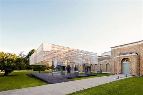 ifdos dulwich pavilion brings   brilliance