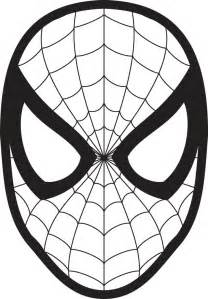 spider man outline clipart clipart kid