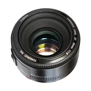 Lensa Prime Nikon D3200 jual yongnuo lens 50mm f 1 8 standard prime lensa kamera