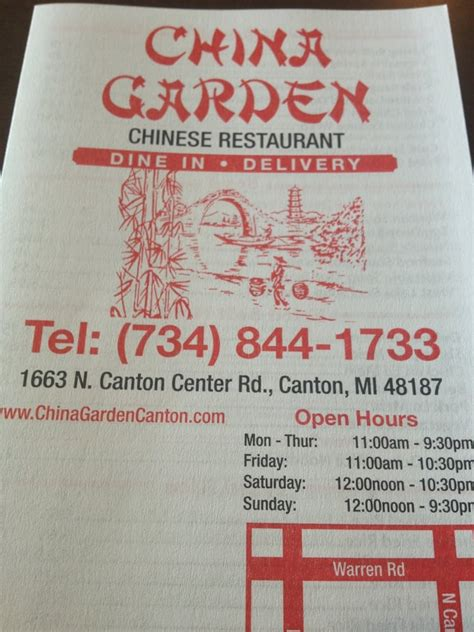 china house canton mi china garden closed chinese restaurants 1663 n