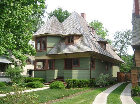 the oak house thomas h gale house oak park
