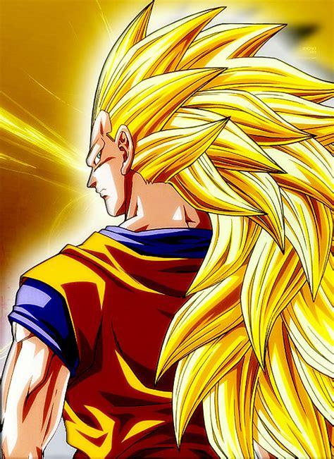 Goku Ss3 z goku ss3 by gogeta126 on deviantart