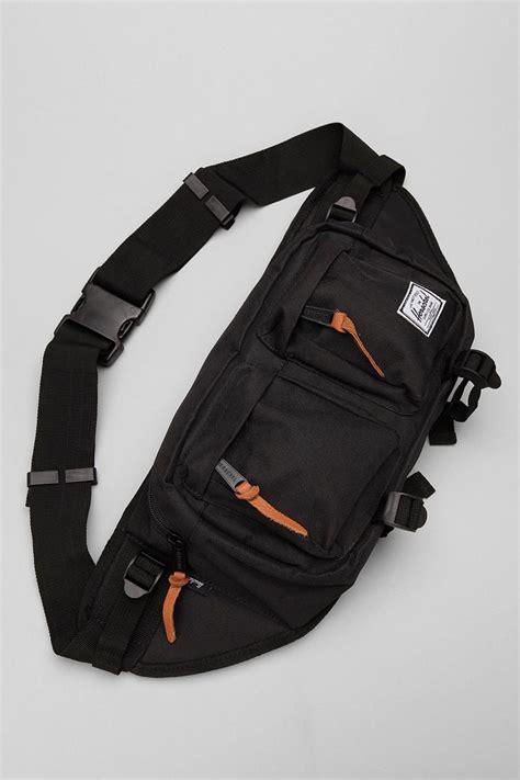 herschel supply co eighteen waist pack products i bags waist pack hip bag
