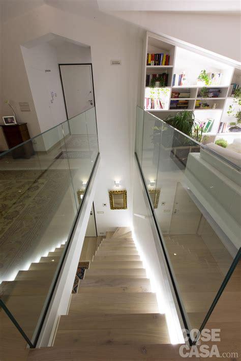 mensole cubiche pi 249 luce nell attico con mansarda cose di casa