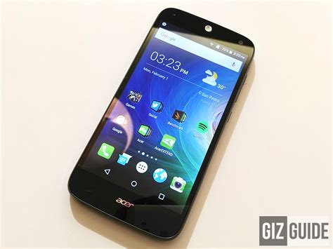 Battery Power Rakkipanda Acer Liquid Z2 acer liquid z630 review your big phone with large battery capacity
