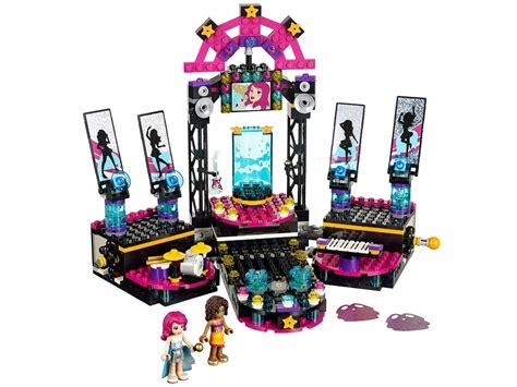 Lego Friends 41105 by Lego 41105 Lego Friends Pop Show Stage Toymania
