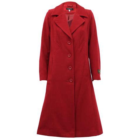 Jaket Coat Wool Winter Musim Dingin wool coat womens jacket outerwear trench overcoat winter lined ebay
