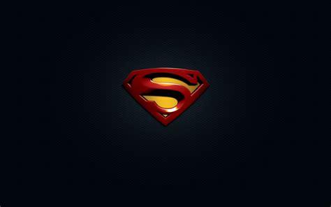 herunterladen hintergrundbild  superman  logo