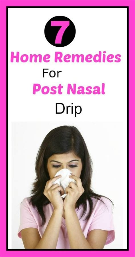 17 best images about health post nasal drip on