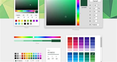 pattern lab xp 17 best images about ui color picker patterns on