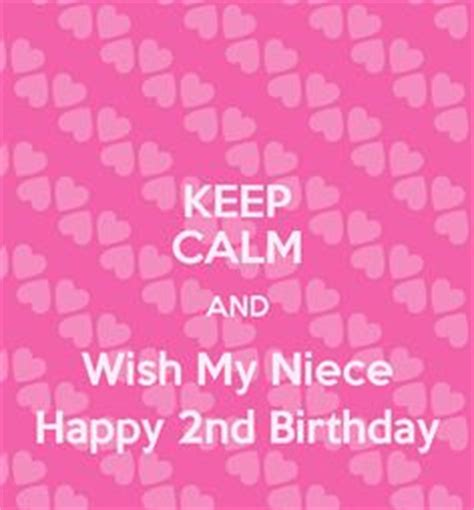 2nd Birthday Quotes For Niece Birthday Wishes For Nieces Click For Full Size Cute
