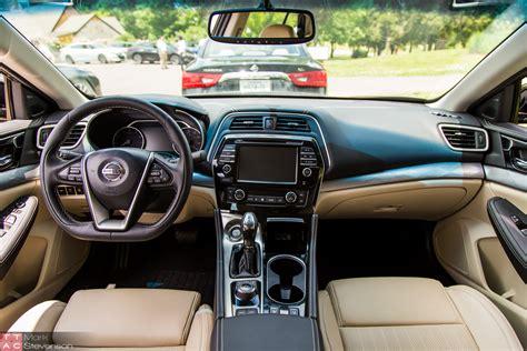 nissan sedan 2016 interior auto buzz 2016 nissan maxima review four doors yes
