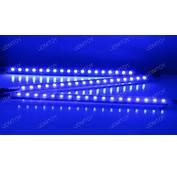 7 Color LED Underbody Kit  10PC Expandable RGB Under