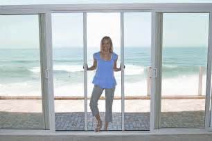 Disappearing Glass Doors Retractable Screen Doors Casper Screens Of Socal Orange Countycasper Screens Of Socal