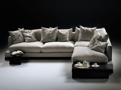 big island upholstery long island corner sofa by flexform design ufficio tecnico