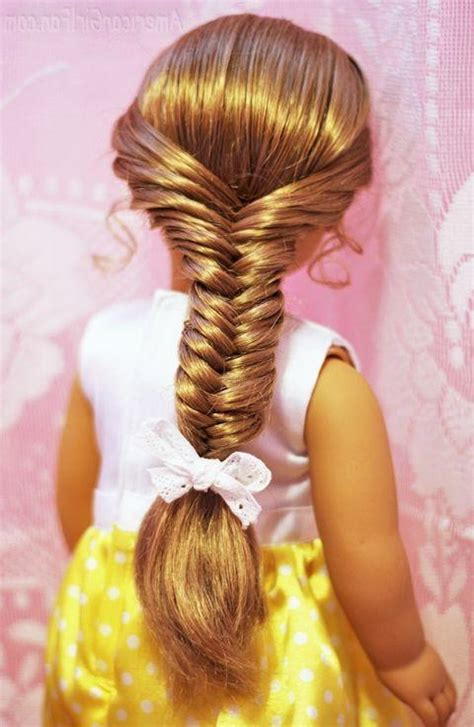 Hairstyles For Dolls by Hairstyles For Dolls With Hair Hair