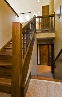 Bi Level Home Interior Decorating Glen Crescent Renovation Contemporary Staircase