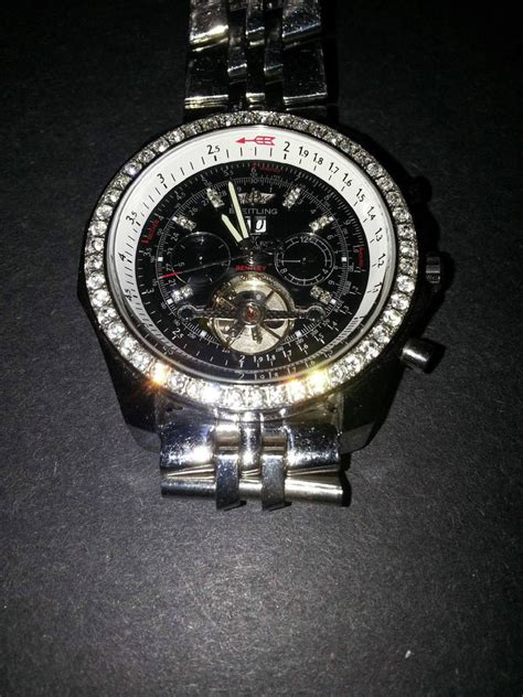 breitling a25362 special edition certified chronometer