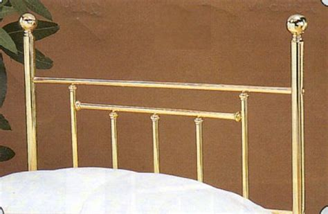 gold metal headboard iron brass bed grand sales gold full metal headboard